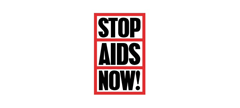 STOP AIDS NOW!